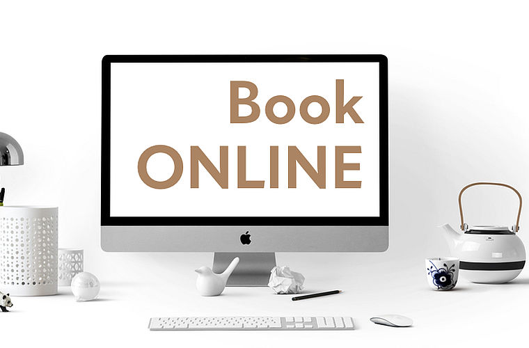 BOOK YOUR MEETING DIRECTLY ONLINE